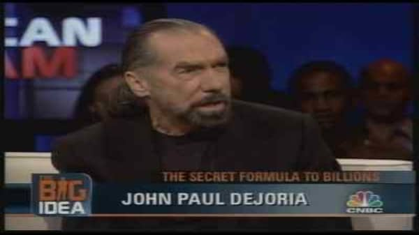 Rags to Mega-Riches: John Paul Dejoria