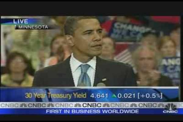 Obama's Victory Speech Pt. 2