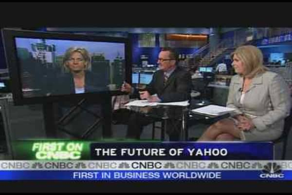 The Future of Yahoo