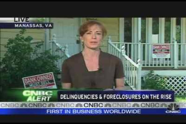 Realty Check: Mortgage Delinquencies