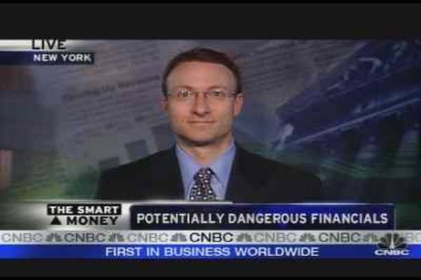 Dangerous Financials