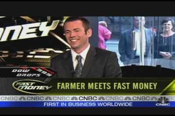 Farmer Meets Fast Money