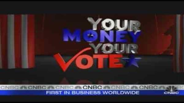 Your Money Your Vote