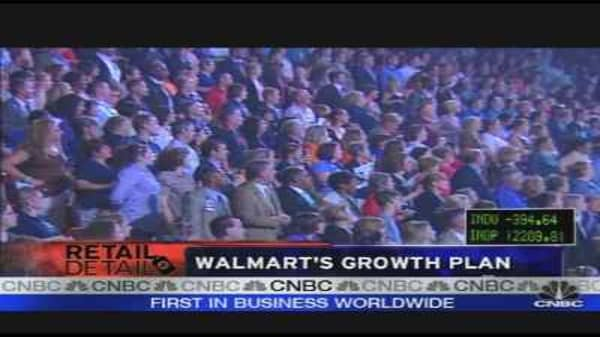 Wal-Mart's Strategy