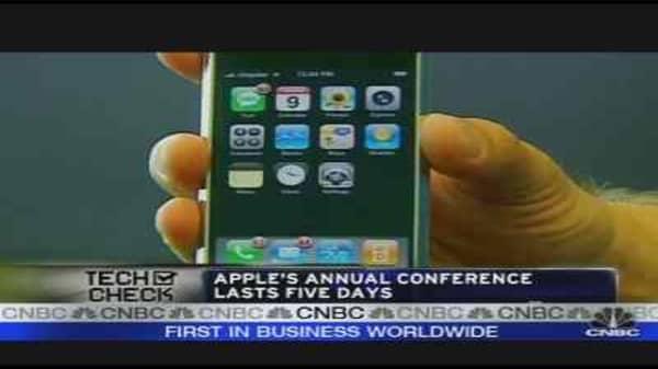 Apple Developers Conference