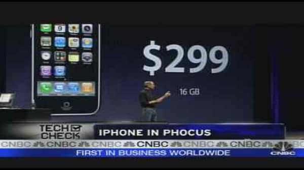 iPhone in Focus