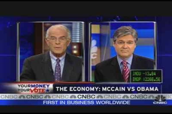 Politics & the Economy