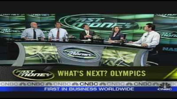 What's Next? Olympics