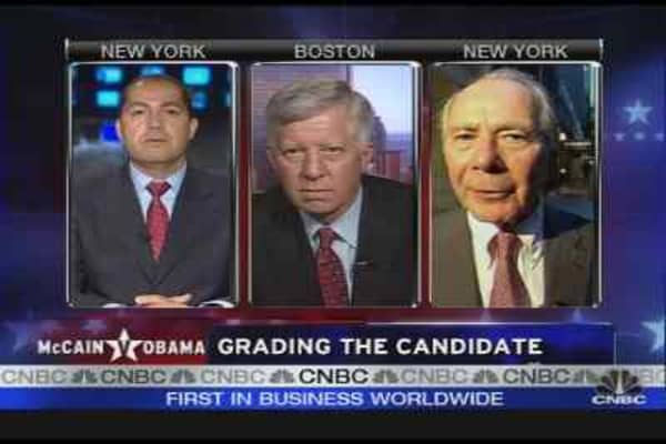 Grading the Candidates