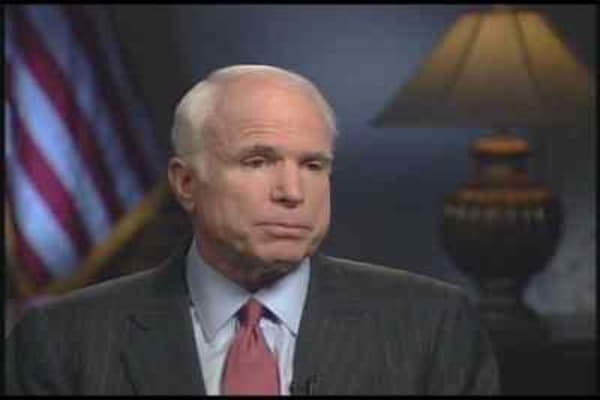 McCain's Economics