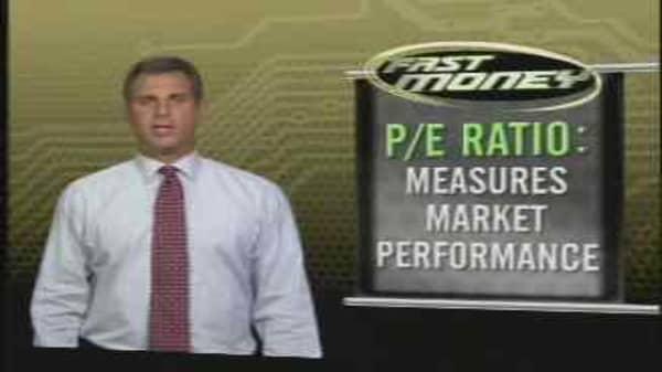 Trade School: P/E Ratios