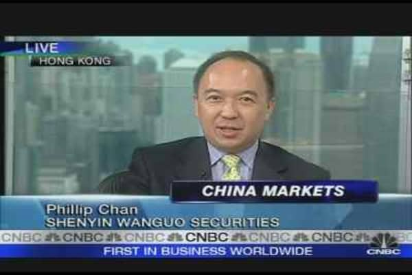 China May CPI  7.7%