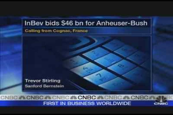 Inbev's Bud-ding Acquisition