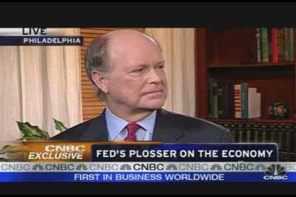Philadelphia Fed President Plosser