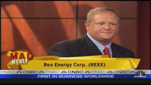 REXX CEO on Stock
