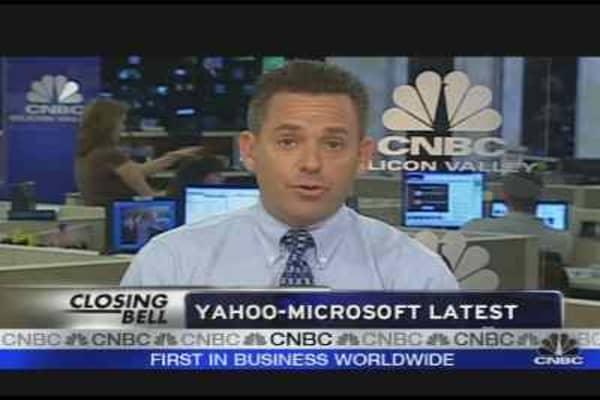 Yahoo-Microsoft Latest