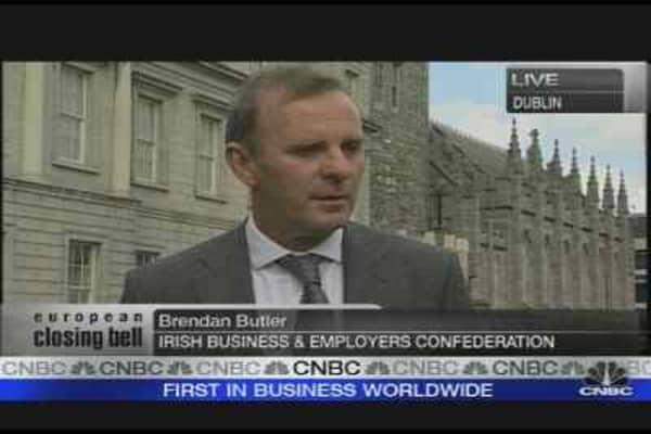 Irish Business Pro-Europe?