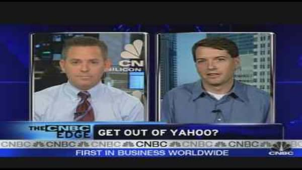 Get Out of Yahoo?