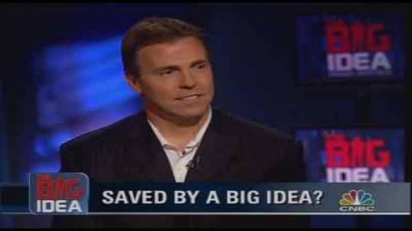 Bill Romanowski - Saved By a Big Idea
