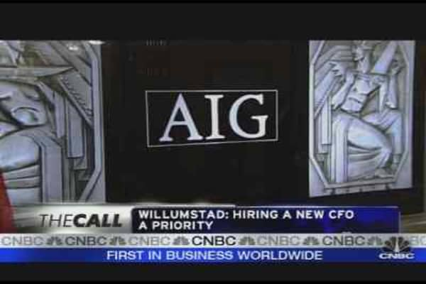 Changes at AIG
