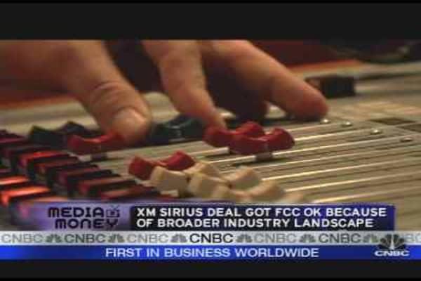 FCC Backs XM-Sirius Merger