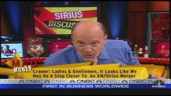 Cramer's Sirius Discussion