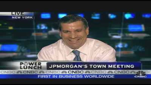 JPMorgan's Town Meeting