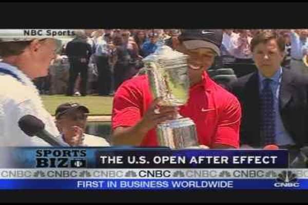 Can Tiger Hurt Golf?