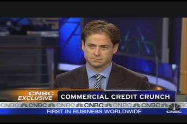 Commercial Credit Crunch