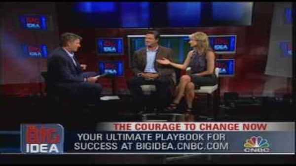 Mel Robbins: The Courage To Change