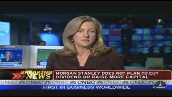 Morgan Stanley Update