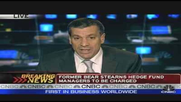 Bear Stearns Indictments Looming