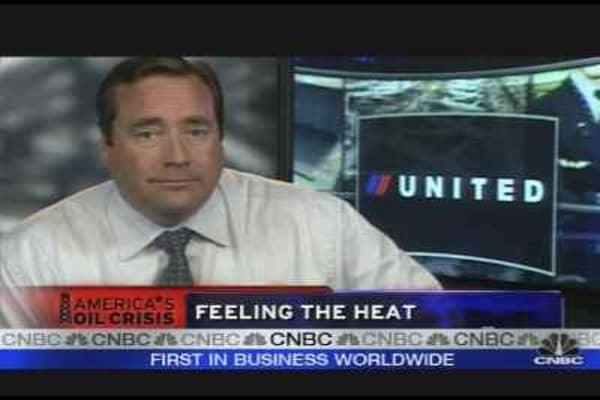 FedEx, United & Oil Prices