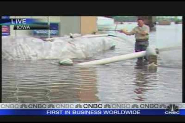 Floods in Iowa