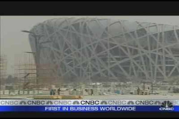Changing Beijing's Landscape