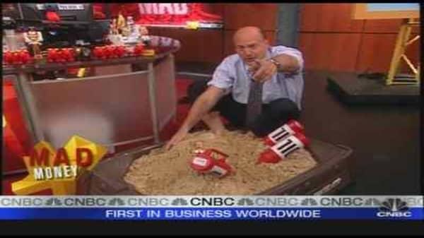 Cramer: Dirt Rich?