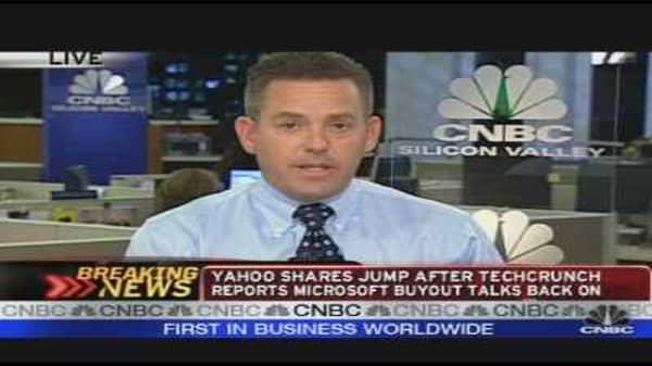 MSFT & Yahoo...Again