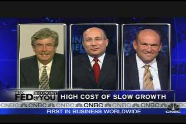 High Cost of Slow Growth