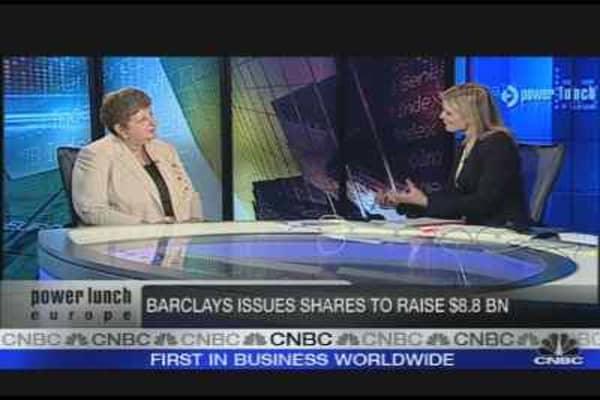Barclays Raises $8.8 Billion