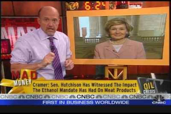 Cramer's Crackin' Corn