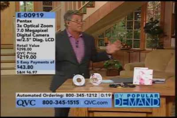 Donny's QVC Test Drive Web Extra