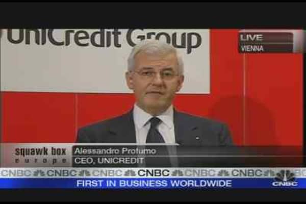 UniCredit Turns East for Growth