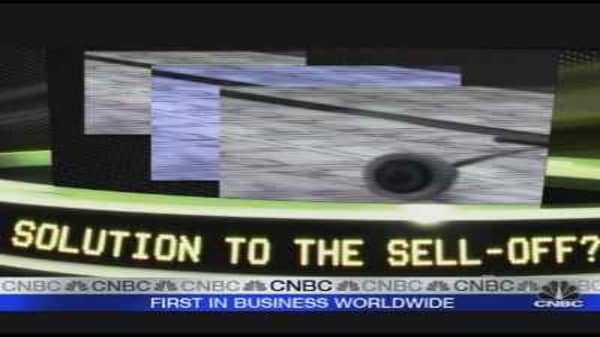 Trade Tomorrow: Selloff Solutions