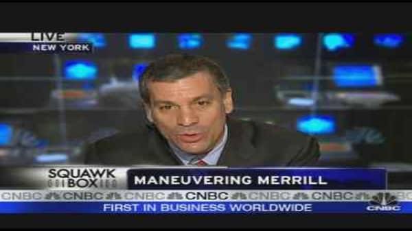 Merrill Rumors Swirl