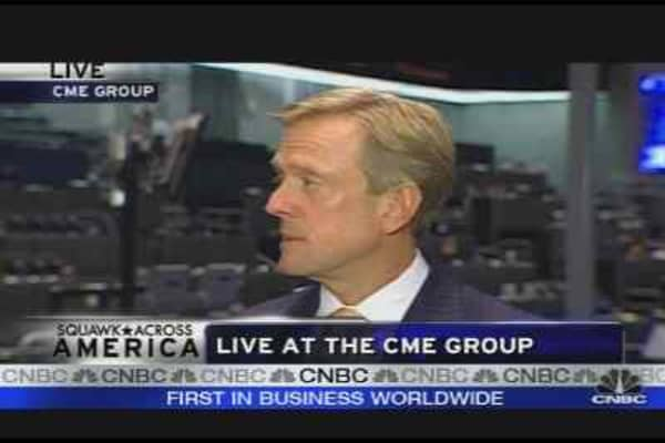 CME Group Outlook