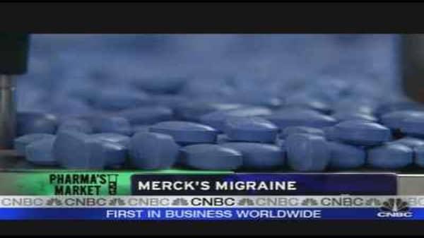 Cure for Merck's Migraine?