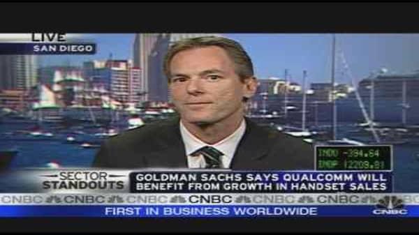 Qualcomm CEO on Profit$