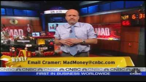 Cramer's Medicare Plays