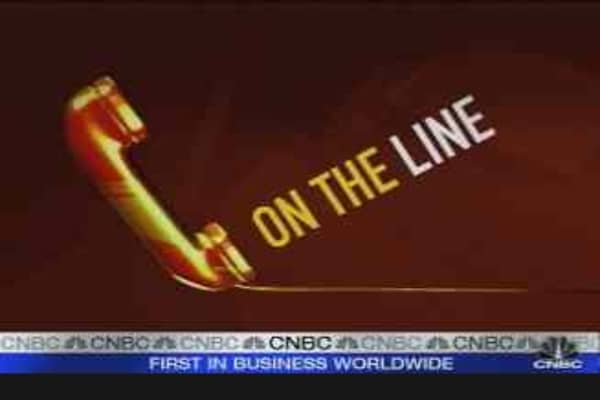 On the Line: CenturyTel CEO