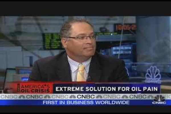 Extreme Solution for Oil